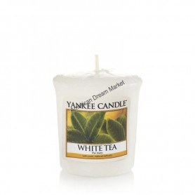 Votive white tea