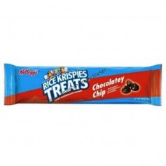 Rice krispies treats double chocolatey chunk