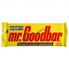 Mr Goodbar bar