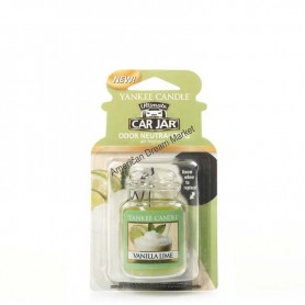 Classic car jar vanilla lime