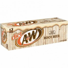 A&W ROOT BEER X12