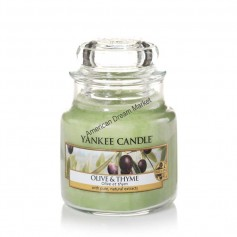 Moyenne jarre olive and thyme