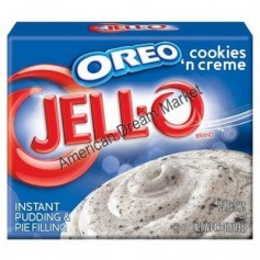 Jell-O cookie n creme