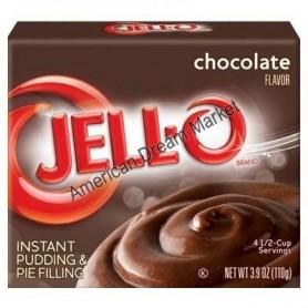 Jell-O pouding vanilla