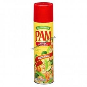 Pam spray pour patisserie avec farine