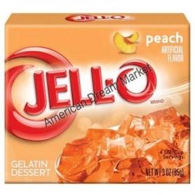 Jell-O Gellée à la pêche