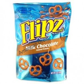 Flipz milk chocolate