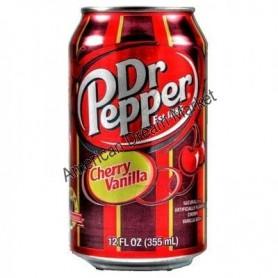 Dr Pepper Cherry Soda à la cerise et vanille