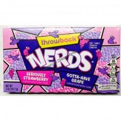 Wonka nerds rainbow mini bonbons multicolor