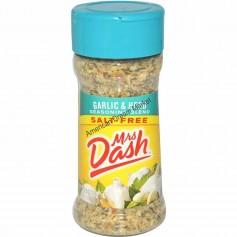 Mrs Dash garlic and herb seasonning blend