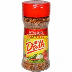 Mrs Dash lemon pepper seasonning blend