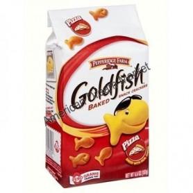 Goldfish gout pizza