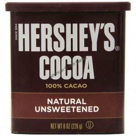 Cacao en poudre hershey's
