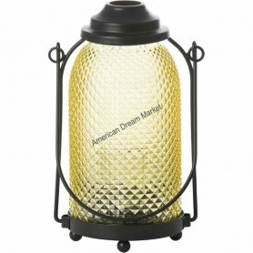 Photophore glass lantern rouge