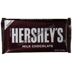 Hershey giant milk chocolate