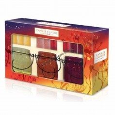 Coffret 5 votives warm summer night
