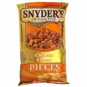 Snyder's of hanover pretzel pieces buttermilk ranch