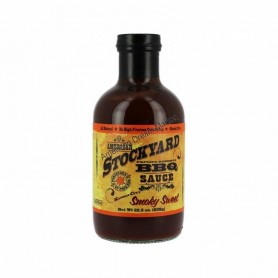 American stockyard bbq sauce southern blues