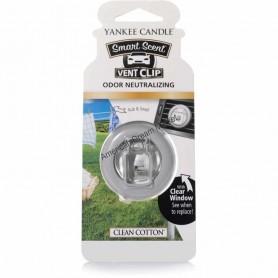Car vent stick clean cotton