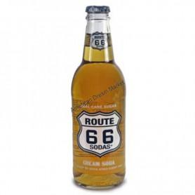 Route 66 soda root beer