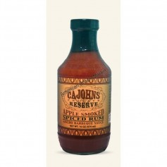 Cajohn's bourbon BBQ sauce