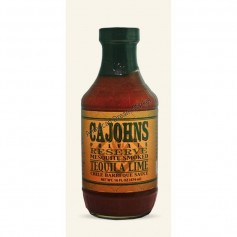 Cajohn's tequila lime BBQ sauce
