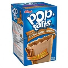 Kellogg's Pop tarts brown sugar cinnamon