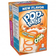 Kellogg's Pop tarts blue raspberry