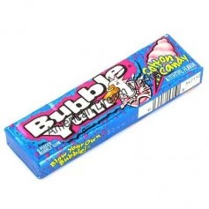 Bubble yum chewing gum gout barbe à papa
