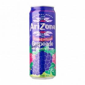 Arizona orangeade can