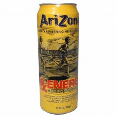 Arizona grapeade can
