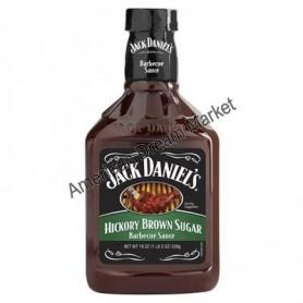 Jack Daniel's hickory brown sugar