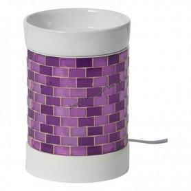 Brûleur à tartelette electrique glitter glow purple