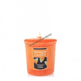 Votive candy corn