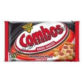 Combos pepperoni pizza cracker