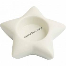 Photophore lumignon star white