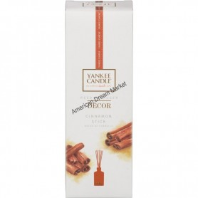 Reed diffuser décor cinnamon stick