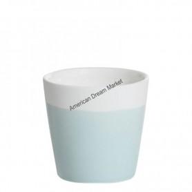 Support votive pastel hue blue