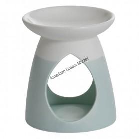 Bruleur à tartelette pastel hue blue
