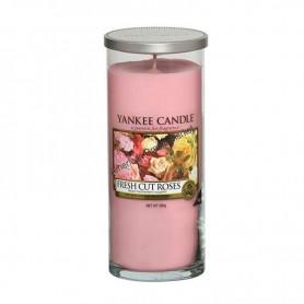 Grande jarre fresh cut roses