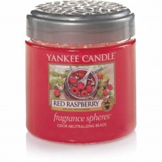 Fragrance spheres red raspberry