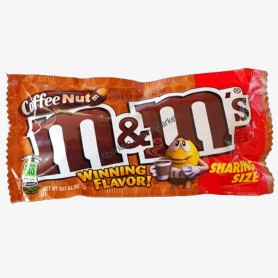 m&m's coffee nut- 289.2 Gr