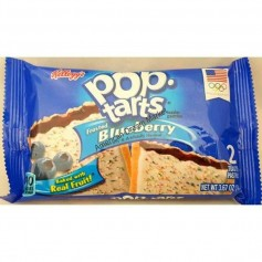 Kellogg's Pop tarts single blueberry