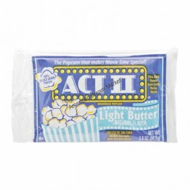 Act II pop corn butter lovers