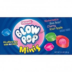 Charms blow pop cherry