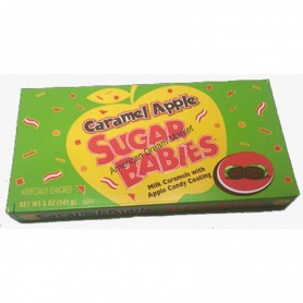 Caramal apple sugar babies