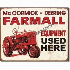 Farmall equip used