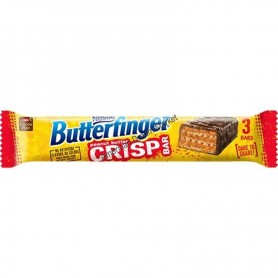 Butterfinger peanut butter bar