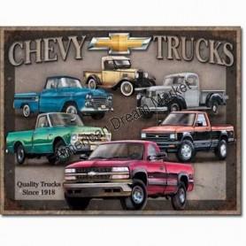 Chevy trucks tribute