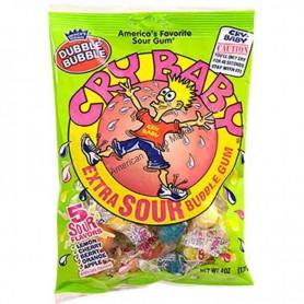 Dubble bubble cry baby sour gum